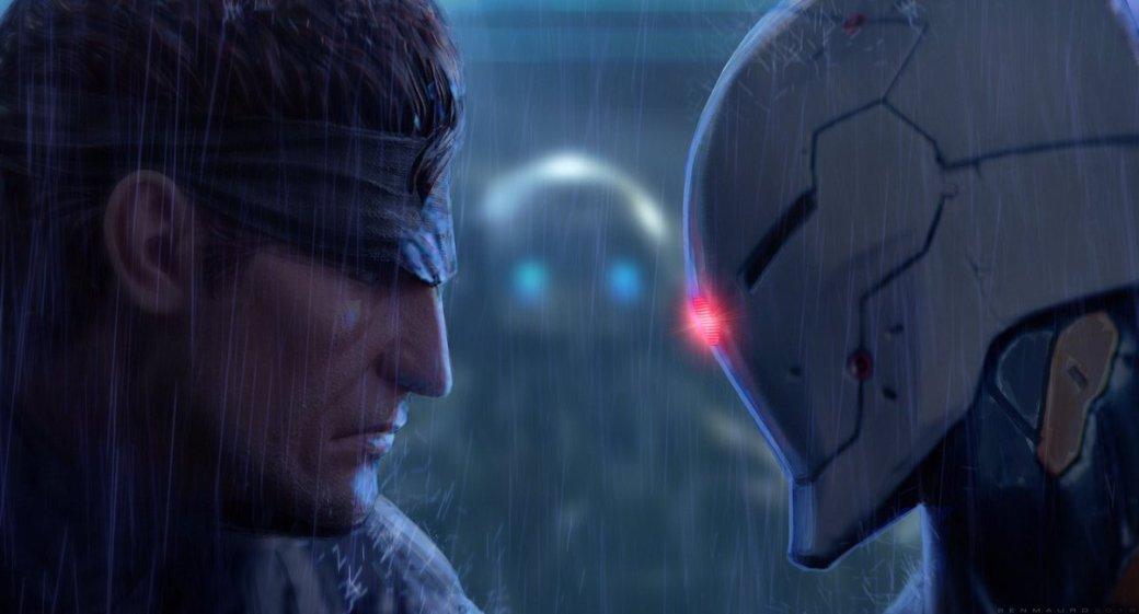 Замечательные фанарты к31-летию Metal Gear отрежиссера ееэкранизации | Канобу - Изображение 18
