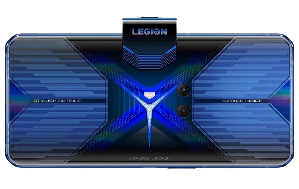 Представлен Lenovo Legion Phone Duel: игровой флагман с16 ГБОЗУ ибоковой камерой для стримов | Канобу - Изображение 6948