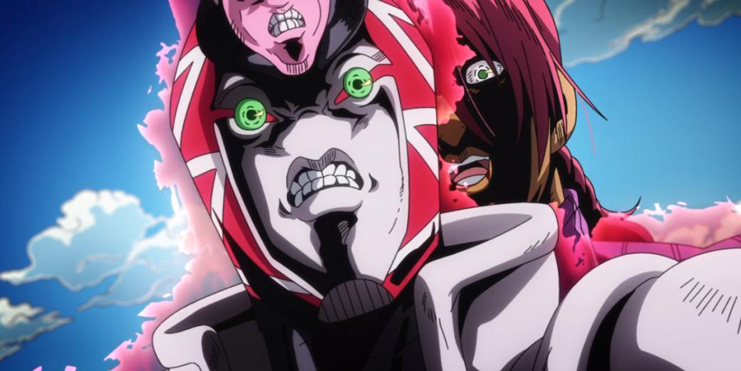 Вновой версии опенинга 5 сезона «ДжоДжо» оригинальным образом использовали главного злодея | Канобу - Изображение 0