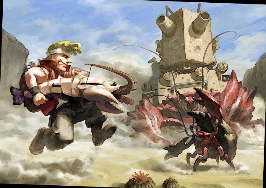 Стальные яйца: 11 героев старых игр, которые дадут прикурить «Неудержимым» | Канобу - Изображение 8