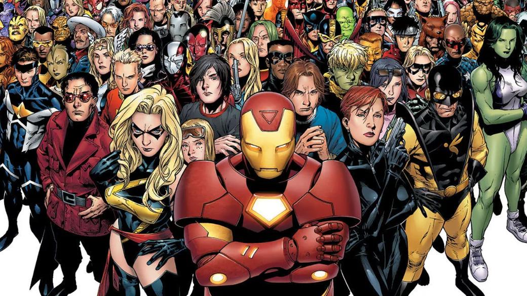 «Гражданская война» Marvel— что осталось закадром главной войны супергероев? | Канобу - Изображение 4877