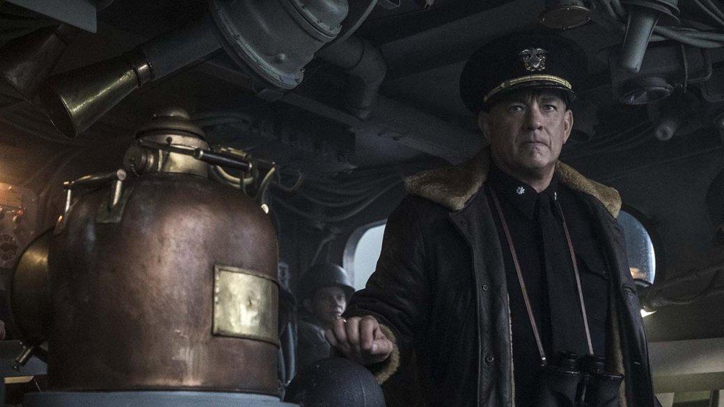 Рецензия на фильм «Грейхаунд». Том Хэнкс играет в морской бой | Канобу - Изображение 3193