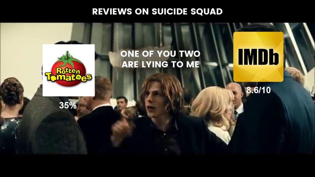 3 проблемы рейтинга Rotten Tomatoes | Канобу - Изображение 4