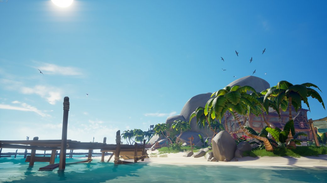20 изумительных скриншотов Sea ofThieves | Канобу - Изображение 6114