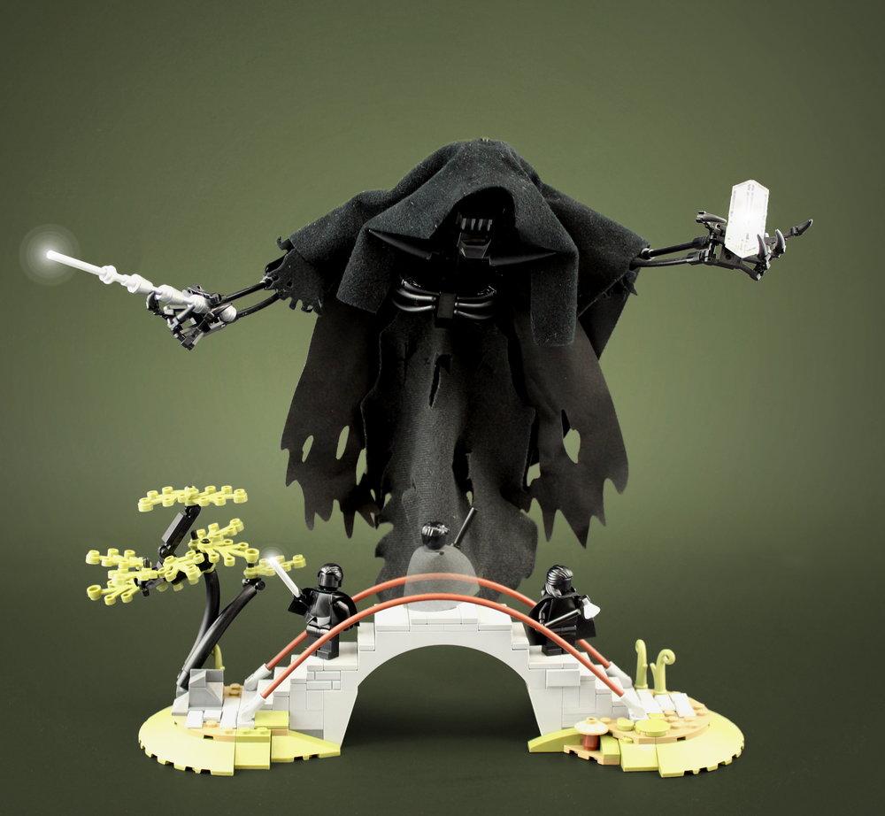Терминатор, Властелин колец, Железный человек: дизайнер собирает невероятные модели изLEGO   Канобу - Изображение 8384