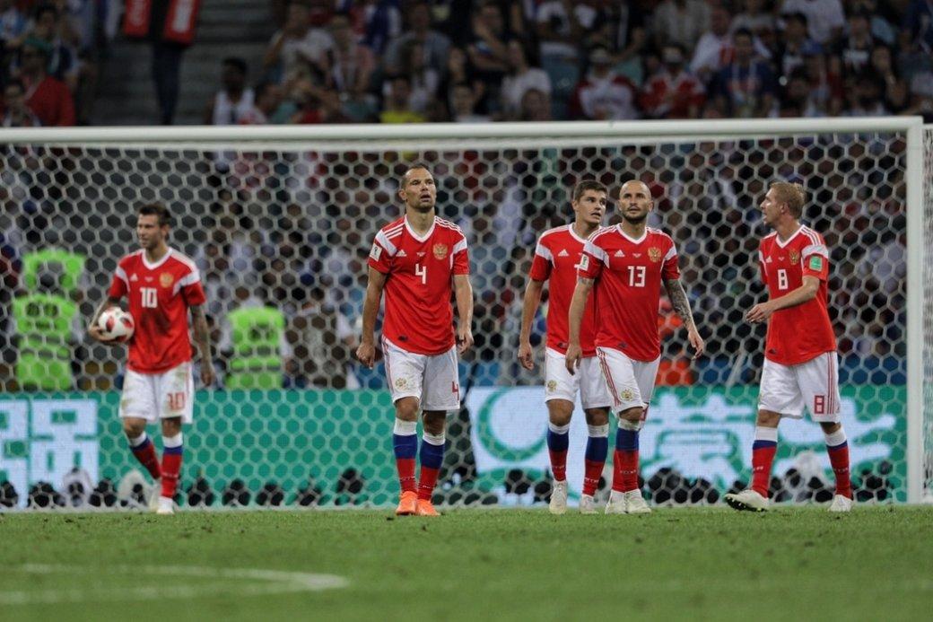 Марио дал, Марио забрал. Россия проиграла Хорватии по пенальти на чемпионате мира по футболу. - Изображение 1