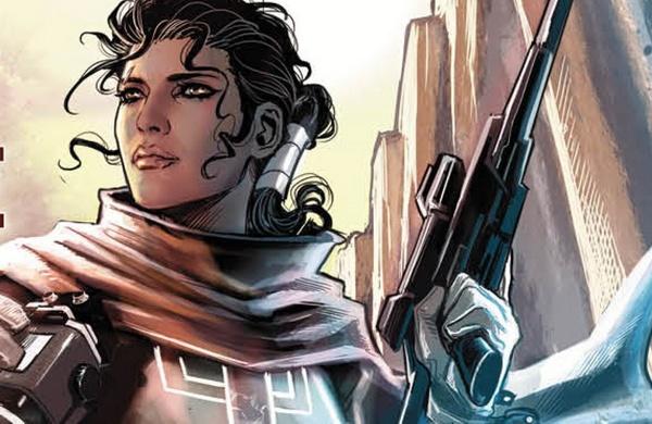Нетолько Лея! 5 главных женских персонажей нового канона «Звездных Войн». - Изображение 31