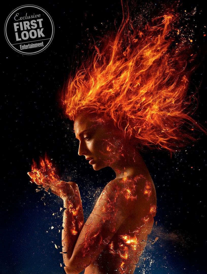 Очень горячая Софи Тернер напервых кадрах фильма «Люди Икс: Темный Феникс» | Канобу - Изображение 8