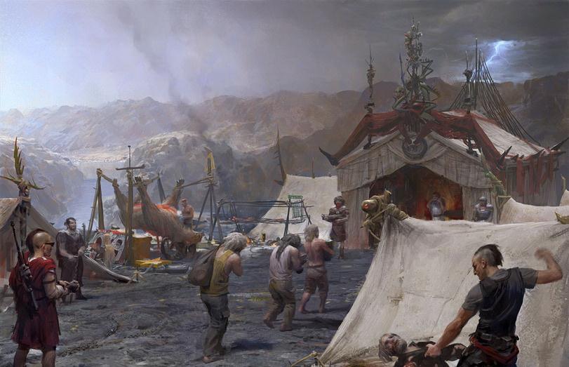 Лучший арт мира Fallout | Канобу - Изображение 5