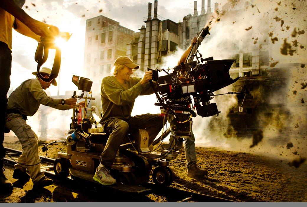 Майкл Бэй не согласен делать супергеройское кино | Канобу - Изображение 6872