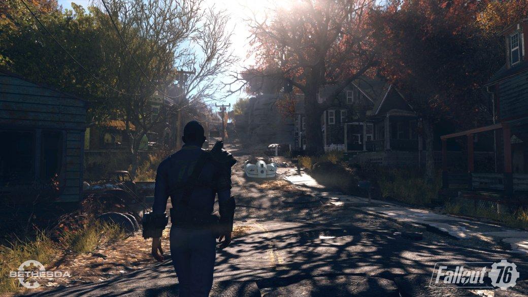 Fallout 76 изначально была мультиплеером Fallout 4. Подробности игры издокументалки оеесоздании | Канобу - Изображение 9714