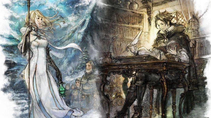 «Вней достаточно хороших идей»: что критики говорят обOctopath Traveler, новой JRPG отSquare Enix | Канобу - Изображение 5820
