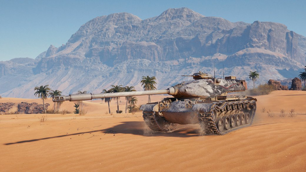 M54 Renegade — награда за марафон в World of Tanks. Если бы не шишка на крыше, танк был бы имбой | Канобу - Изображение 2672