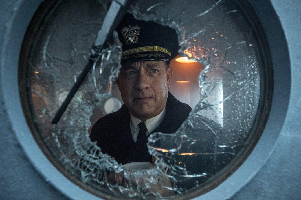 Рецензия на фильм «Грейхаунд». Том Хэнкс играет в морской бой | Канобу