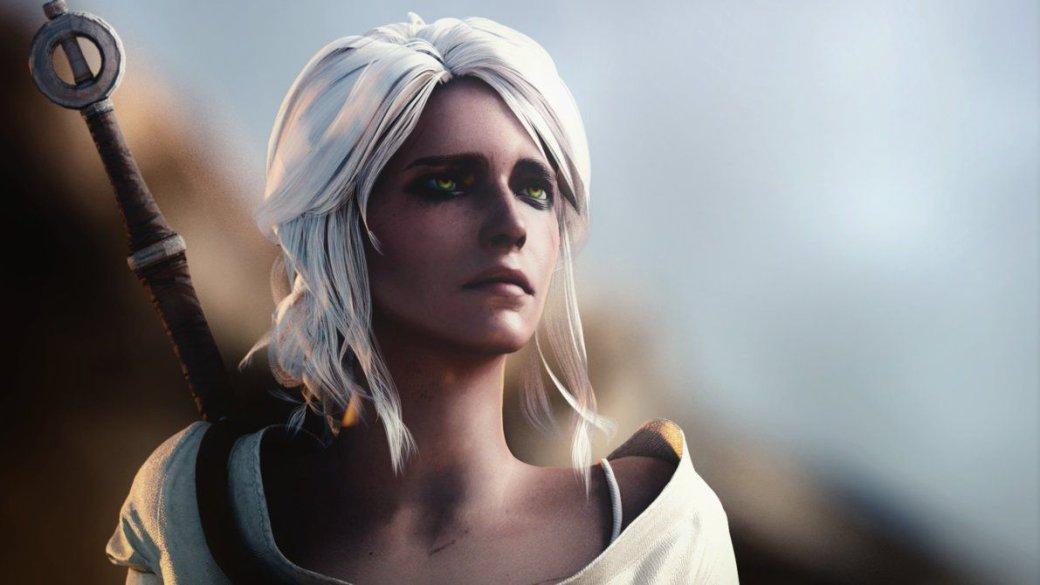Станет ли Цири главной героиней The Witcher 4? Актер озвучки Геральта cчитает, что да. - Изображение 1