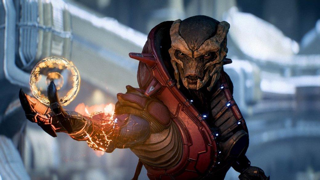 Год Mass Effect: Andromeda— вспоминаем, как погибала великая серия. Факты, слухи, баги | Канобу - Изображение 241