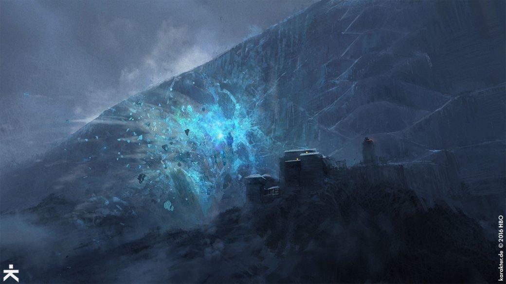 Взгляните напотрясающие концепт-арты 7 сезона «Игры престолов». - Изображение 25