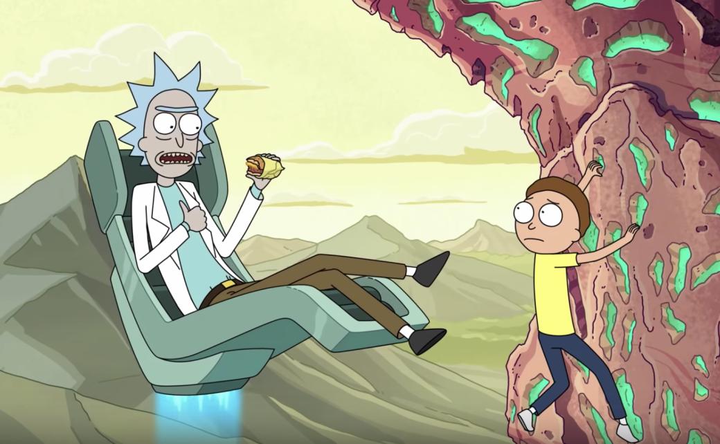 Лучшие серии Рика и Морти - топ-5 эпизодов сериала Rick and Morty, список с описаниями | Канобу
