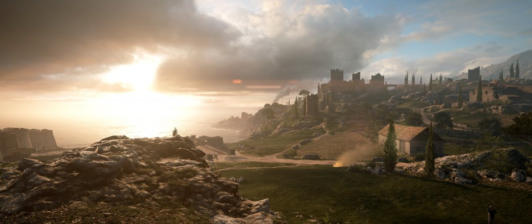 Изумительные скриншоты Battlefield 1 | Канобу