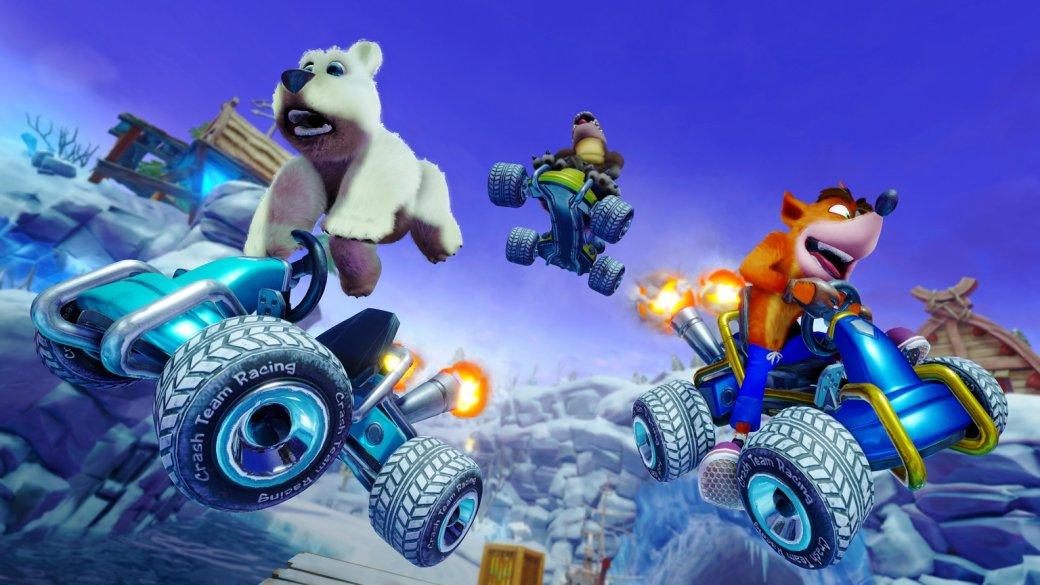 Рецензия на Crash Team Racing: Nitro-Fueled | Канобу - Изображение 0