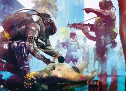 Однополая любовь, слоу-мо имотоциклы— новые подробности Cyberpunk 2077