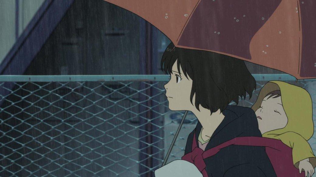 The Wolf Children Ame and Yuki | Канобу - Изображение 2