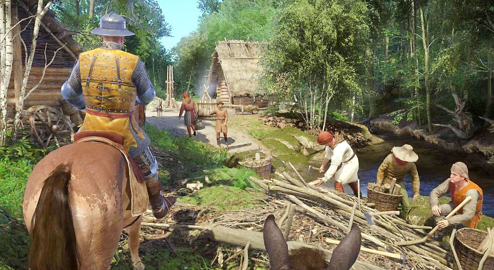 Разработчики Kingdom Come раскрыли интересные подробности дополнения From the Ashes. - Изображение 1