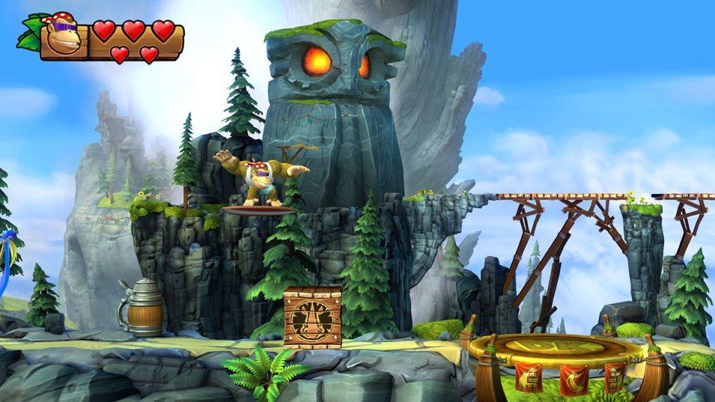 Donkey Kong Country: Tropical Freeze наSwitch —несовершенный, ноочень качественный платформер | Канобу - Изображение 4