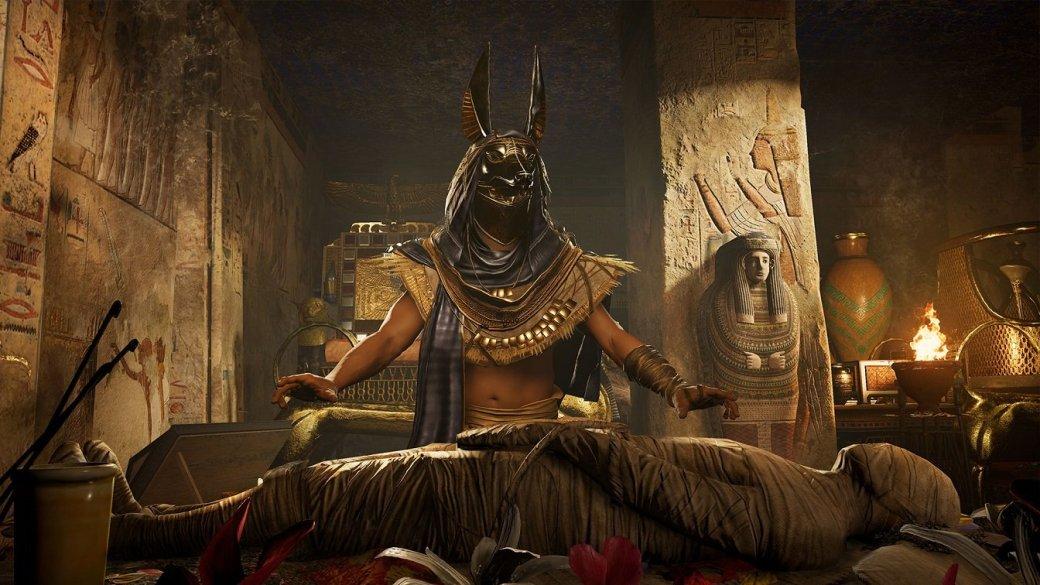 Мифы Древнего Египта вAssassin's Creed: Origins. - Изображение 2