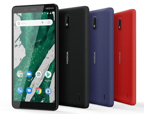 Анонс Nokia 1Plus: смартфон за$100 попрограмме Android Go   Канобу - Изображение 6781