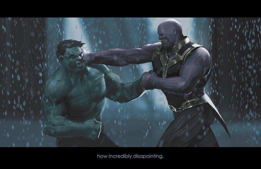 Гифка дня: Халк против (или все-таки за?) Таноса вGrand Theft Auto V | Канобу - Изображение 0