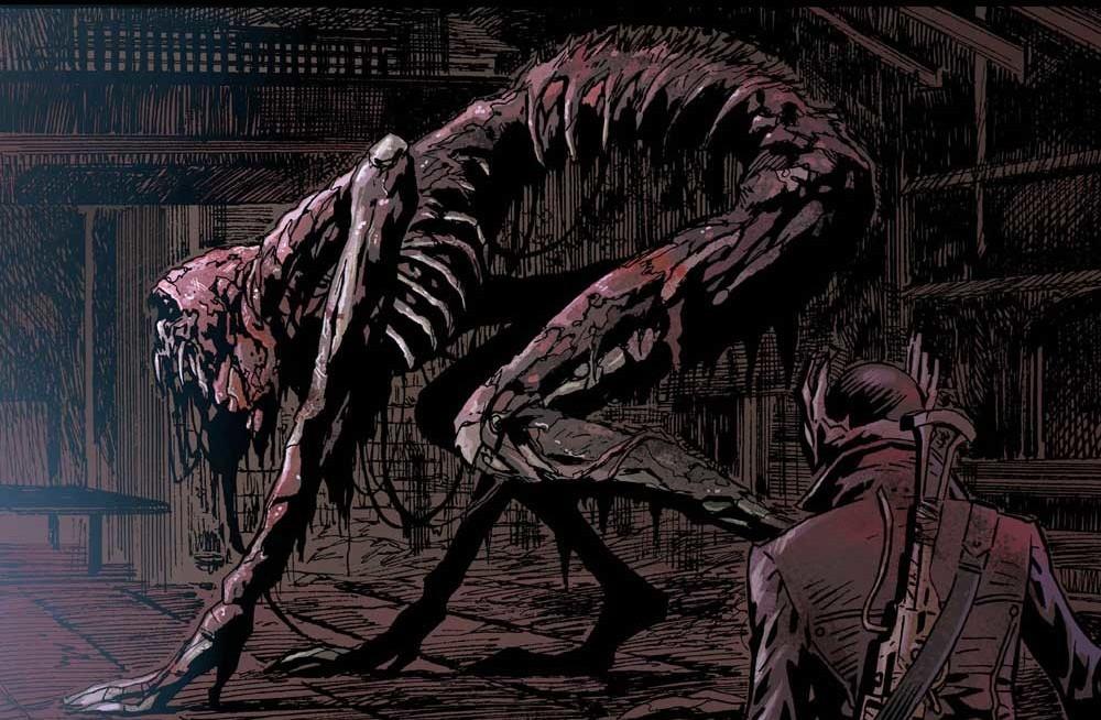 Обзор комикса «Bloodborne. Конец сна»— спорное, новсе равно приятное возвращение вЯрнам   Канобу - Изображение 1839