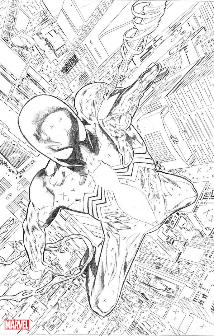 Marvel выпустит комикс овременах, когда Человек-паук носил черный костюм | Канобу - Изображение 3