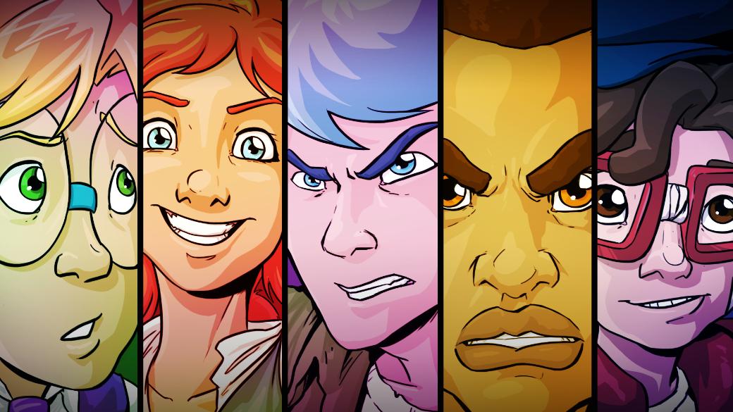 Рецензия на Crossing Souls. Обзор игры - Изображение 1