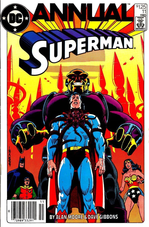 История Супермена иэволюция его образа вкомиксах   Канобу - Изображение 9408