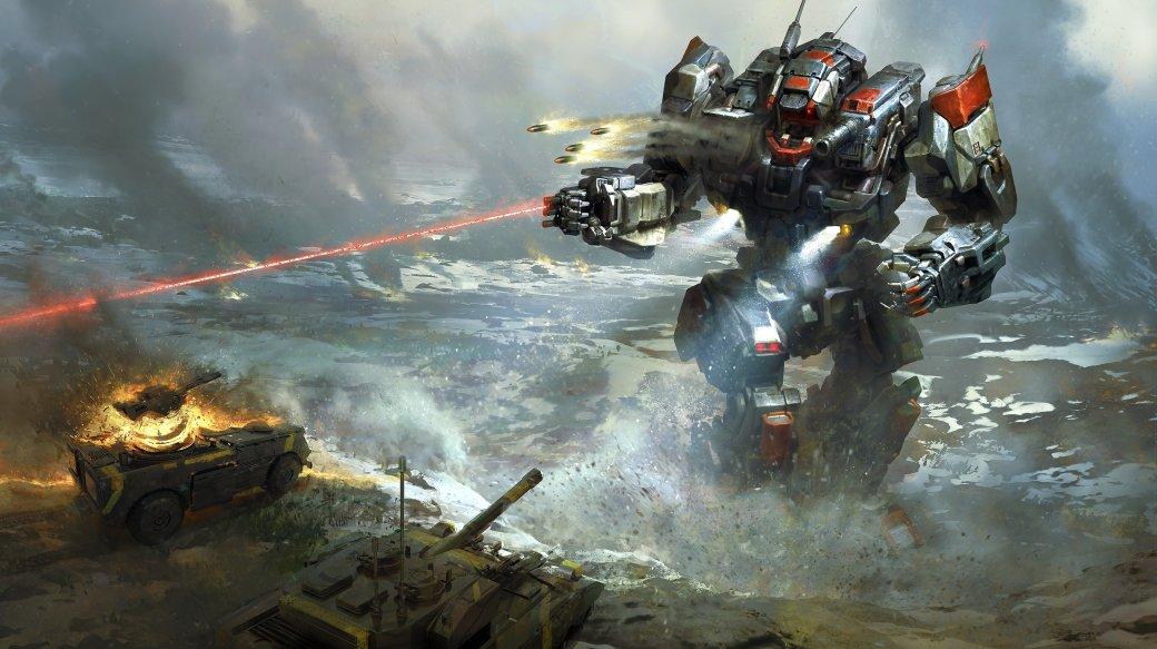 Суть. BattleTech— отличная смесь настольной игры, XCOM имехов. - Изображение 1