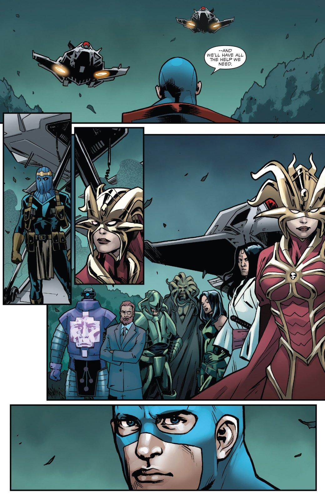 Как Капитан Америка расправился со своим главным врагом | Канобу - Изображение 10621