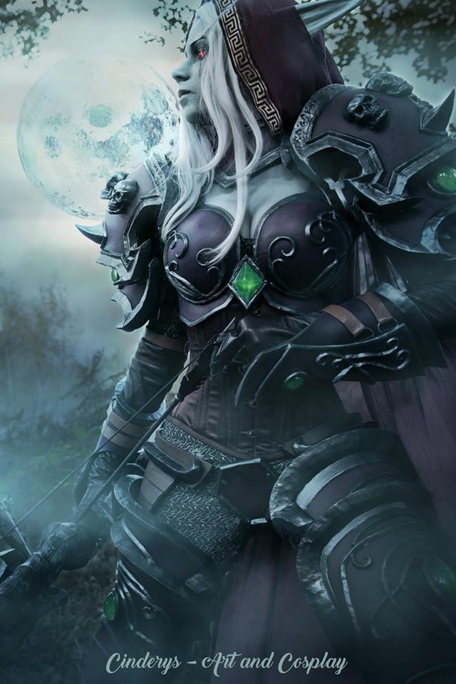 Лучший косплей по Warcraft – герои и персонажи WoW, фото косплееров   Канобу - Изображение 30