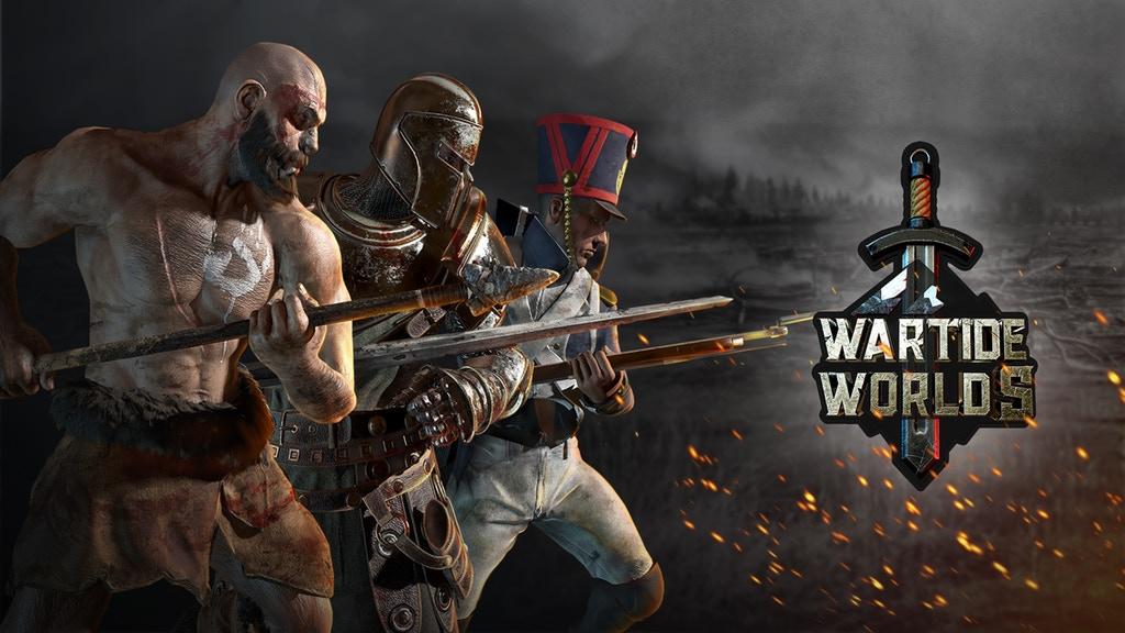 На Kickstarter вышла Wartide Worlds – смесь MMO, FPS и RTS | Канобу - Изображение 0