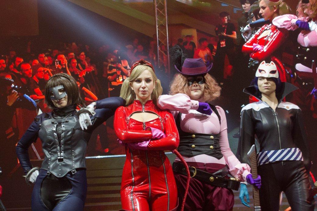 Dark Souls, «Ведьмак» и герои Marvel. Косплей наComic Con Russia и«Игромире» 2019 | Канобу - Изображение 11194