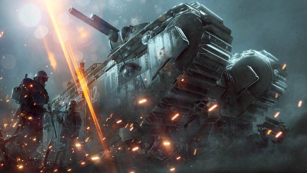 Начинается закрытый альфа-тест Battlefield V, но только не в России. - Изображение 1