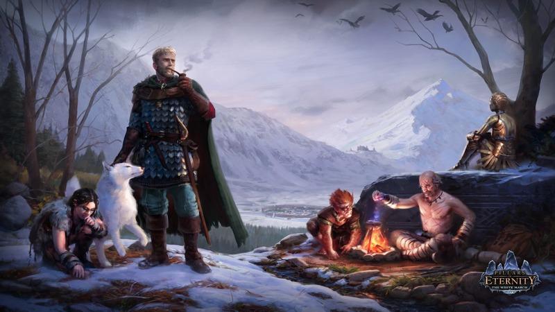 Obsidian соберет деньги на Pillars of Eternity II на Kickstarter | Канобу - Изображение 15