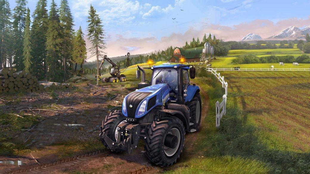 Прогревайте ваши тракторы— Farming Simulator 19 станет полноценной киберспортивной дисциплиной!   Канобу - Изображение 14560