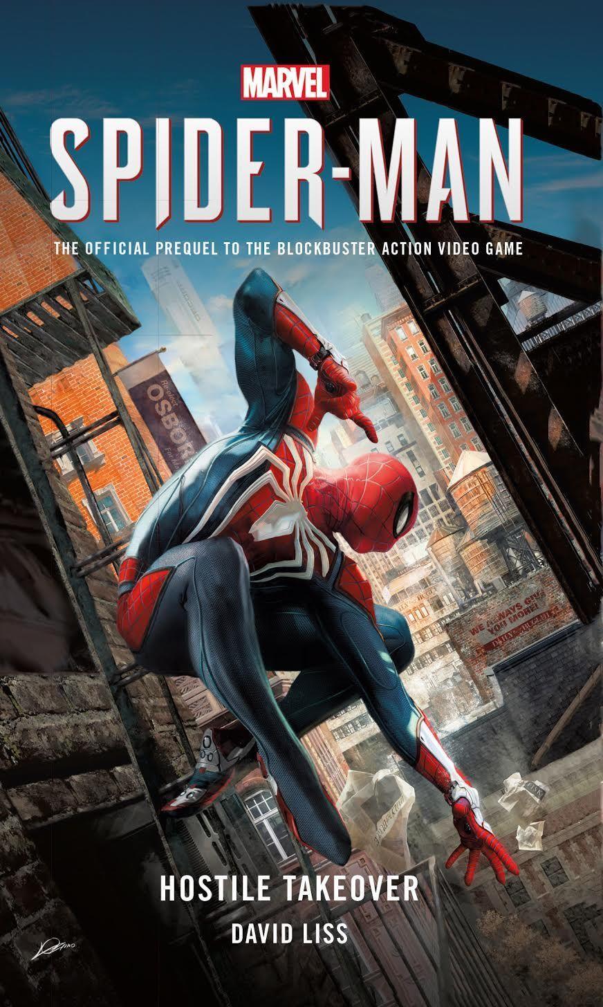 Вприквеле кSpider-Man отInsomniac появится двойник Человека-паука! | Канобу - Изображение 2