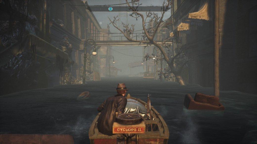Как The Sinking City выглядит иработает наNintendo Switch? Неплохо — и с моушн-управлением | Канобу - Изображение 4