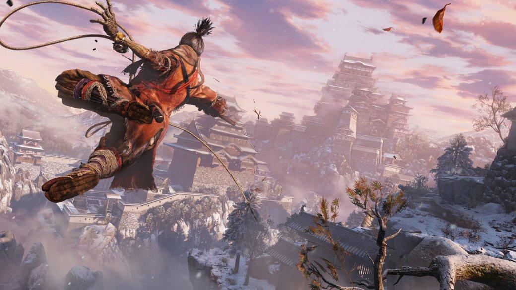 E3 2018: Хидетака Миядзаки объяснил, почему новую игру From Software издает Activision. - Изображение 1