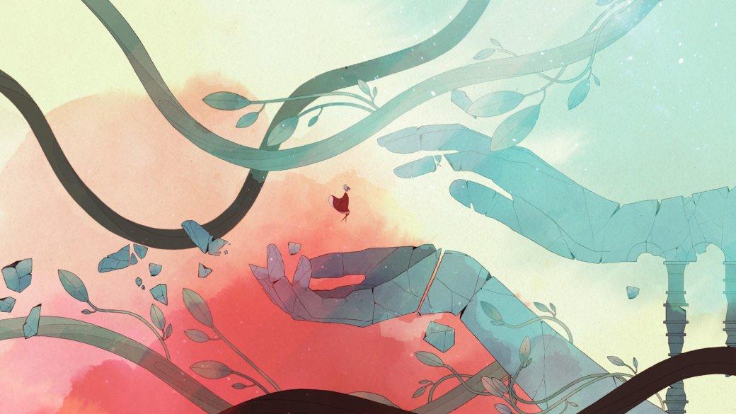 30 главных игр 2018. GRIS— маленький аудиовизуальный шедевр | Канобу - Изображение 11306