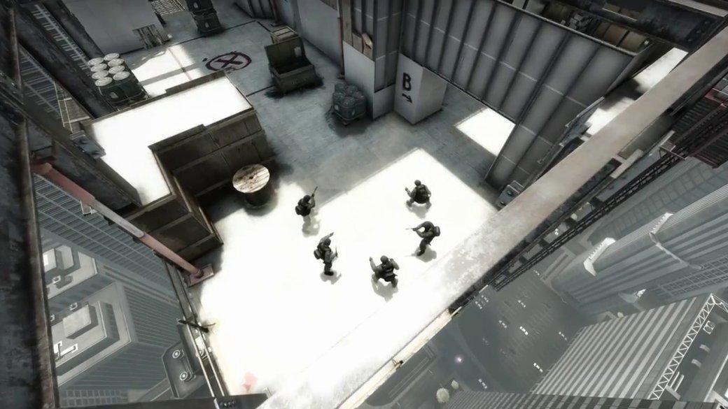 Сыграна первая официальная игра накарте Vertigo вCS:GO. Обошлось без падений | Канобу - Изображение 812