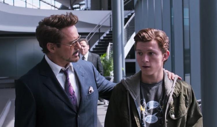 Кого Тони Старк вербовал вместо Питера Паркера в черновике фильма «Первый Мститель: Противостояние»? | Канобу - Изображение 7510