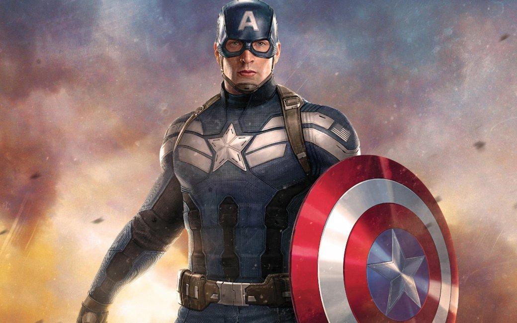 Кто тут такой выбритый? Обновленный образ Капитана Америка напромо «Мстителей4». - Изображение 1